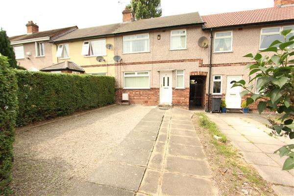 3 Bedrooms Terraced House for sale in Whetstone Hey, Ellesmere Port