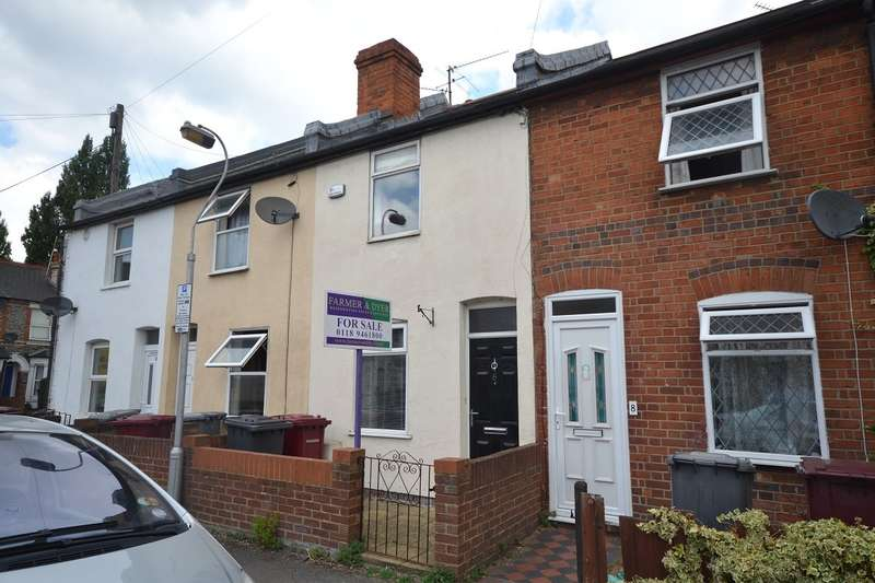 2 Bedrooms Terraced House for sale in Caversham