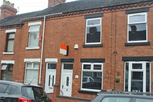 2 Bedrooms Terraced House for sale in Neville Street, Stoke-on-Trent, Staffordshire