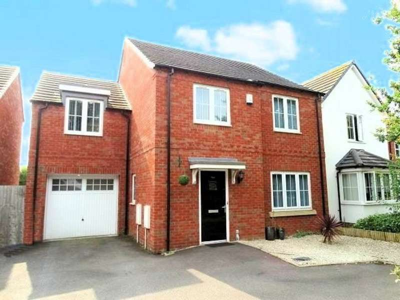 5 Bedrooms Detached House for sale in Damson Lane, Solihull