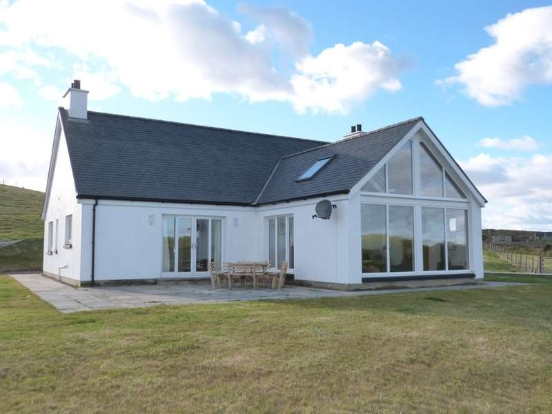 4 Bedrooms Detached House for sale in High Auchenree, Portpatrick, Dumfries and Galloway, DG9