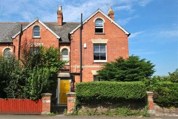 4 Bedrooms Terraced House for sale in Wells Road, Glastonbury