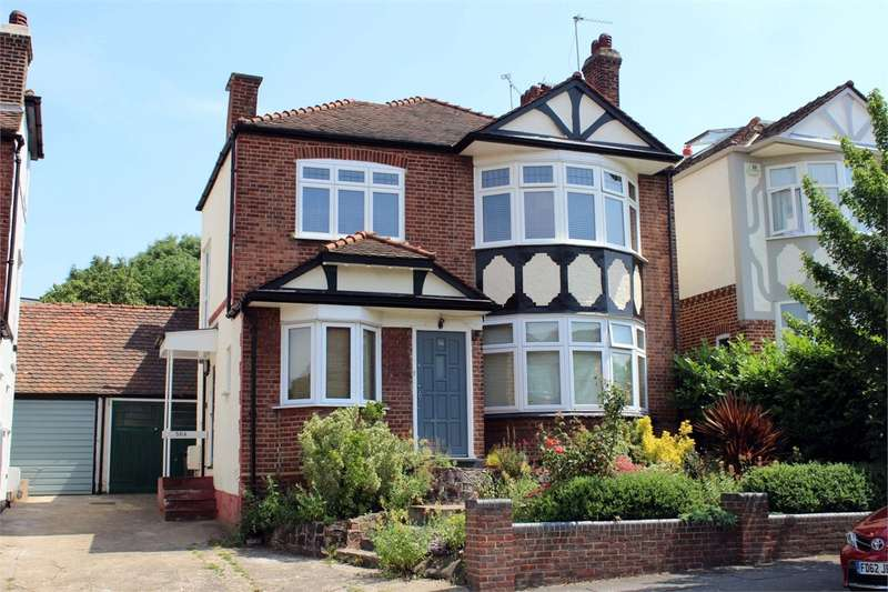3 Bedrooms Flat for sale in Grove Avenue, Muswell Hill, London