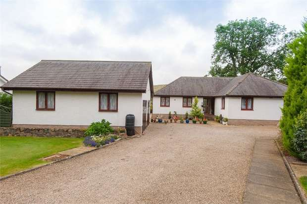 3 Bedrooms Detached Bungalow for sale in Pinwherry, Girvan, South Ayrshire