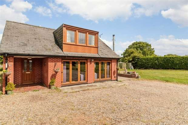 6 Bedrooms Detached House for sale in Hadleigh Heath, Hadleigh, Ipswich, Suffolk