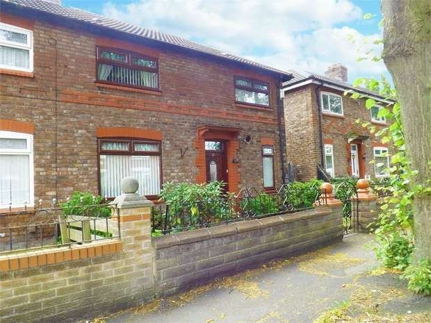 3 Bedrooms End Of Terrace House for sale in Bradley Road, Liverpool, Merseyside
