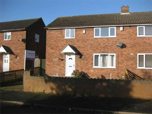 3 Bedrooms Semi Detached House for sale in Silver Birch Road, Norton Canes, Cannock, Staffordshire