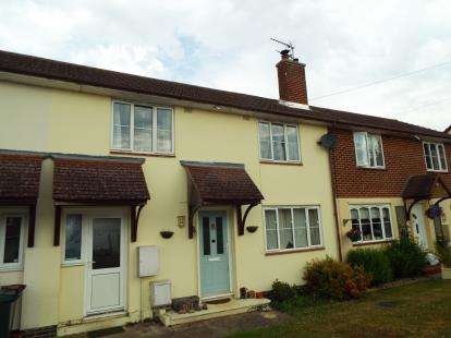 2 Bedrooms Terraced House for sale in East Hawthorn Road, Ambrosden, Bicester, Oxfordshire