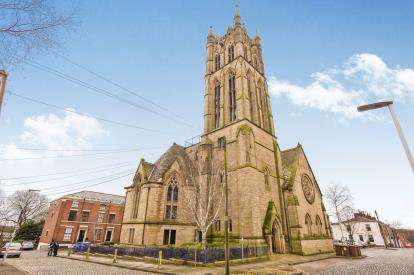 2 Bedrooms Flat for sale in St. Marks Church, Ashton, Preston, Lancashire, PR1