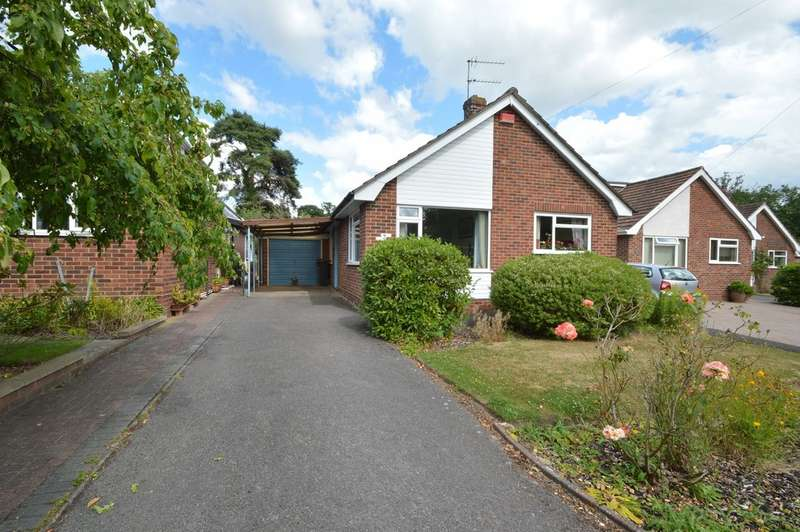 3 Bedrooms Detached Bungalow for sale in Chandler's Ford