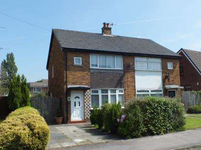 2 Bedrooms Semi Detached House for sale in Welsby Road, Leyland, .
