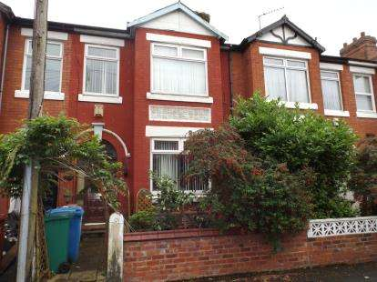 4 Bedrooms Terraced House for sale in Berkeley Avenue, Manchester, Greater Manchester, Uk