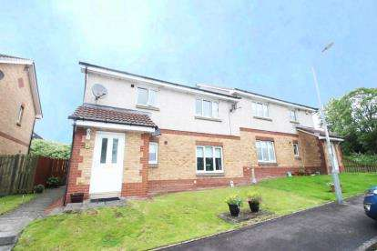 2 Bedrooms Flat for sale in Rose Gardens, Coatbridge, North Lanarkshire
