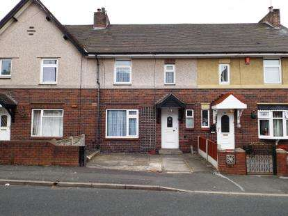 3 Bedrooms Terraced House for sale in Norton Crescent, Dudley, West Midlands