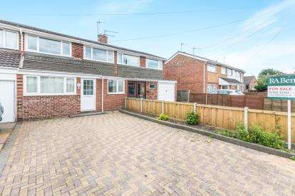 4 Bedrooms Terraced House for sale in Dudley Close, St Johns, Worcester, Worcestershire