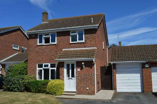 3 Bedrooms Detached House for sale in Riverwell, Ecton Brook, Northampton NN3 5EG