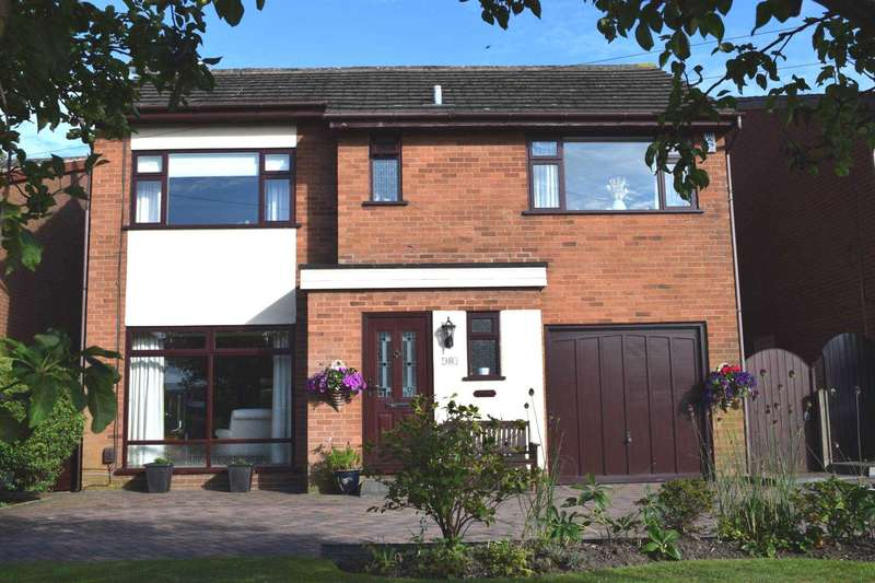 4 Bedrooms Detached House for sale in Preston Old Road, Freckleton