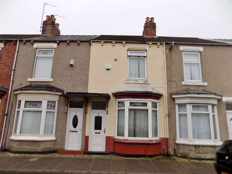 2 Bedrooms Terraced House for sale in Harford Street, Middlesbrough, TS1 4PW