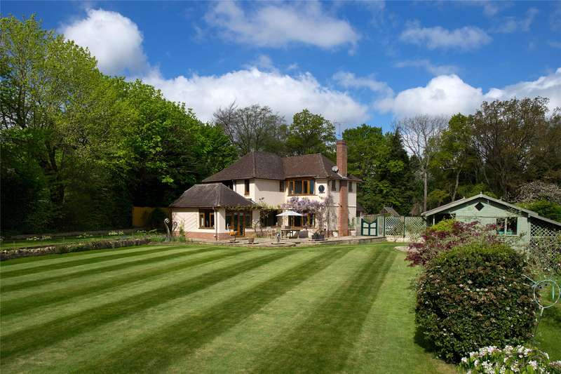 5 Bedrooms Detached House for sale in Spring Copse, Oxford, Oxfordshire, OX1