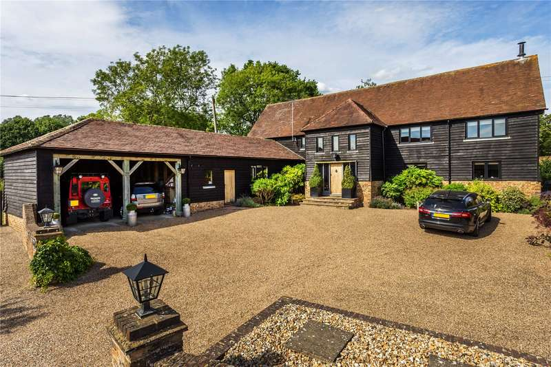 4 Bedrooms Detached House for sale in Clayhall Lane, Reigate, Surrey, RH2