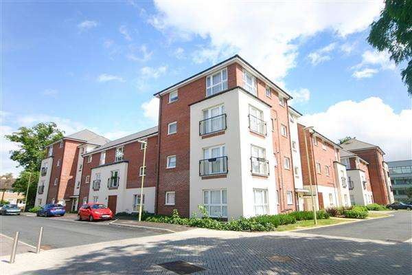 2 Bedrooms Apartment Flat for sale in Colby Street, Southampton