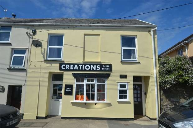 Commercial Property for sale in BICKINGTON, Barnstaple, Devon