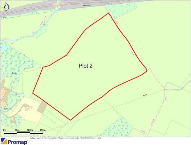 Land Commercial for sale in Plot 2 Land At Foxhole Farm, Little Horwood Road, Winslow