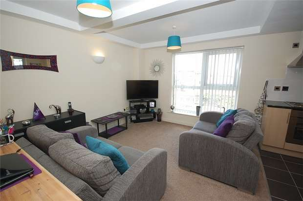 1 Bedroom Flat for sale in Apartment 21, The Bayley, 21 New Bailey Street, SALFORD, Greater Manchester