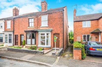 2 Bedrooms End Of Terrace House for sale in Lloyd Street, Cannock, Staffordshire