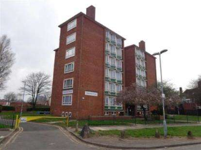 3 Bedrooms Flat for sale in Danesmoor House, 569 Hob Moor Road, Birmingham, West Midlands