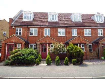 3 Bedrooms Terraced House for sale in Whitehorse Lane, Stevenage, Hertfordshire, United Kingdom
