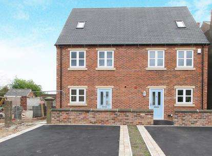 3 Bedrooms House for sale in Acres Court, The Acres, Lower Pilsley, Chesterfield