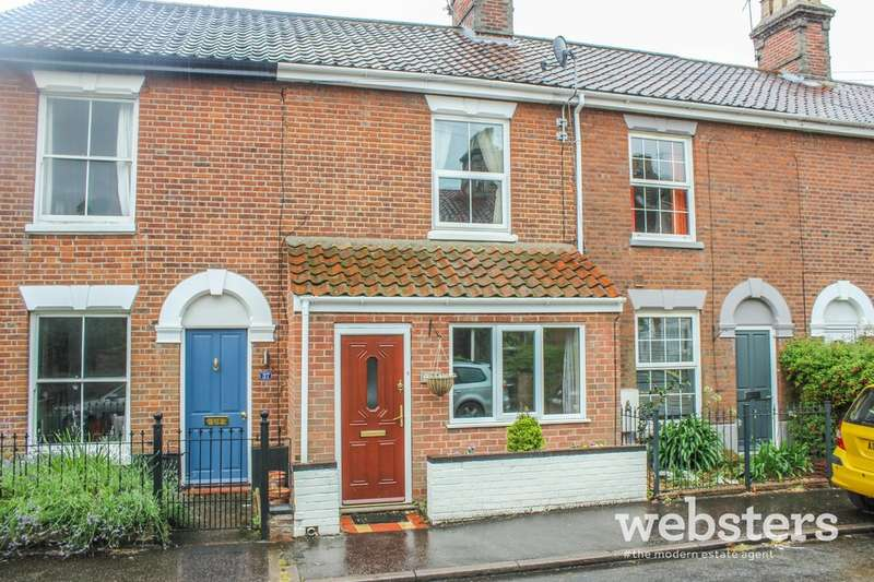 2 Bedrooms Terraced House for sale in Cyprus Street, Norwich NR1