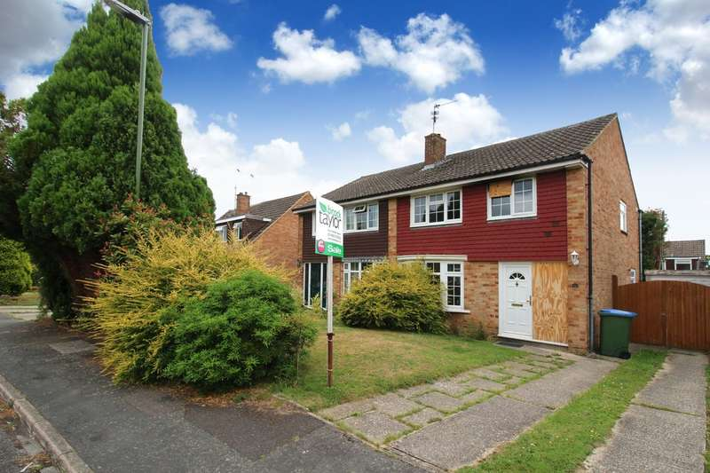 3 Bedrooms Semi Detached House for sale in Wood End, Horsham