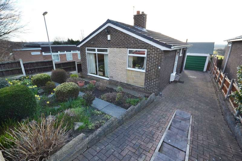 2 Bedrooms Detached Bungalow for sale in Castle Terrace, Sandal, Wakefield
