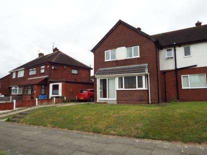 3 Bedrooms Semi Detached House for sale in Grangeway, Runcorn, Cheshire, WA7