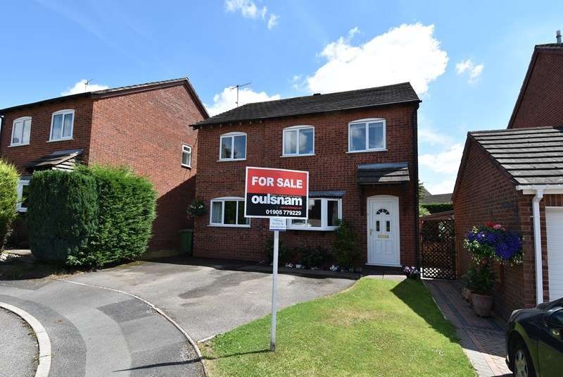 5 Bedrooms Detached House for sale in Welland Close, Droitwich