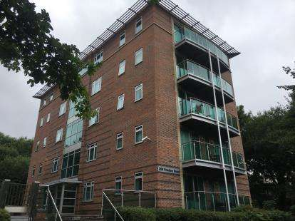 2 Bedrooms Flat for sale in Riverside Lodge, 208 Palatine Road, Manchester, Greater Manchester