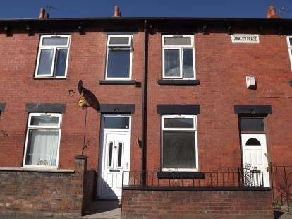 3 Bedrooms Terraced House for sale in Reddish Lane, Manchester, Greater Manchester