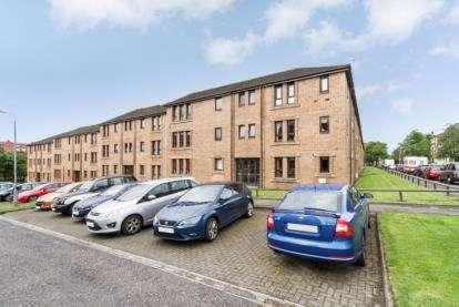2 Bedrooms Flat for sale in Dick Street, North Kelvinside