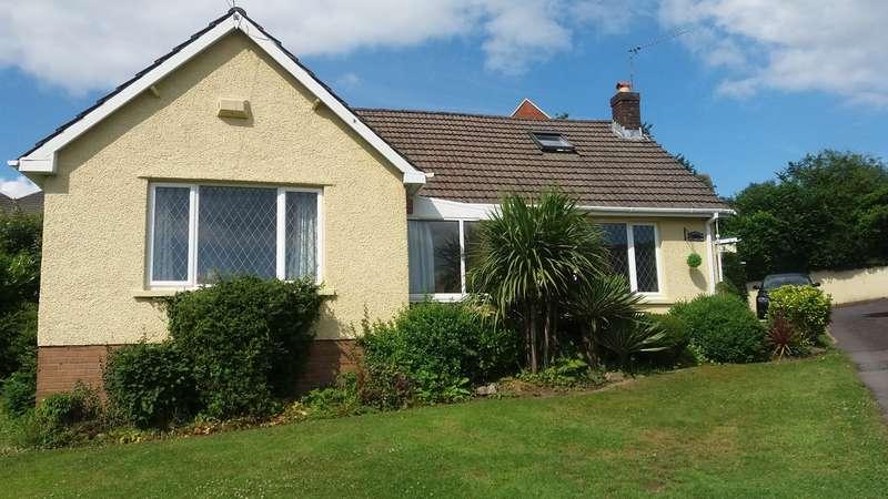 3 Bedrooms Detached Bungalow for sale in Pontymason Lane, Rogerstone, Newport, NP10