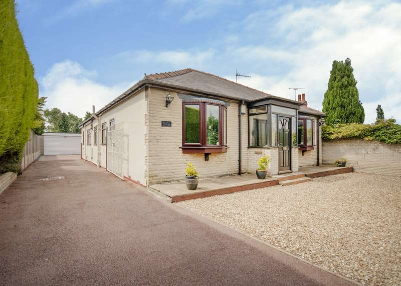 4 Bedrooms Bungalow for sale in Swinston Hill Road, Sheffield, South Yorkshire, S25