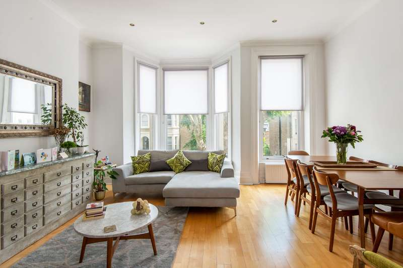 4 Bedrooms Flat for sale in Warwick Avenue, Little Venice
