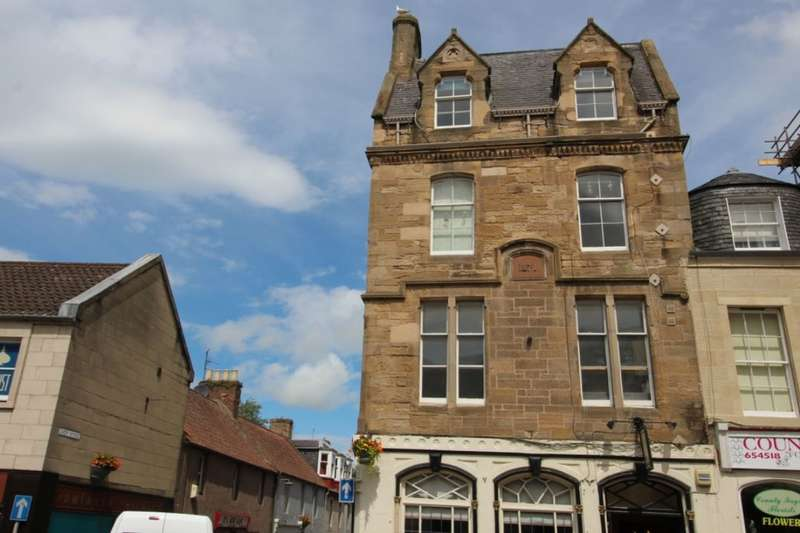 2 Bedrooms Flat for sale in Ladywynd, Cupar, KY15
