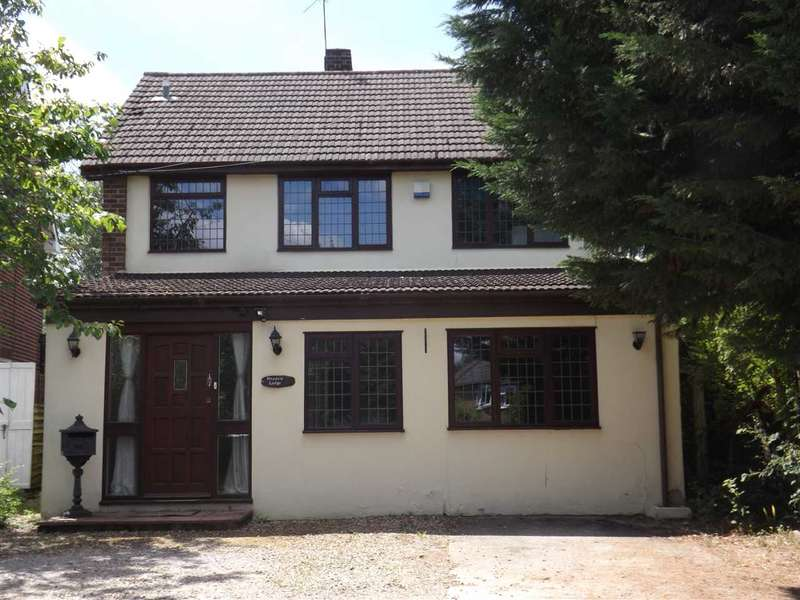 4 Bedrooms Detached House for sale in Meadow Lodge, Epping Road, Broadley Common