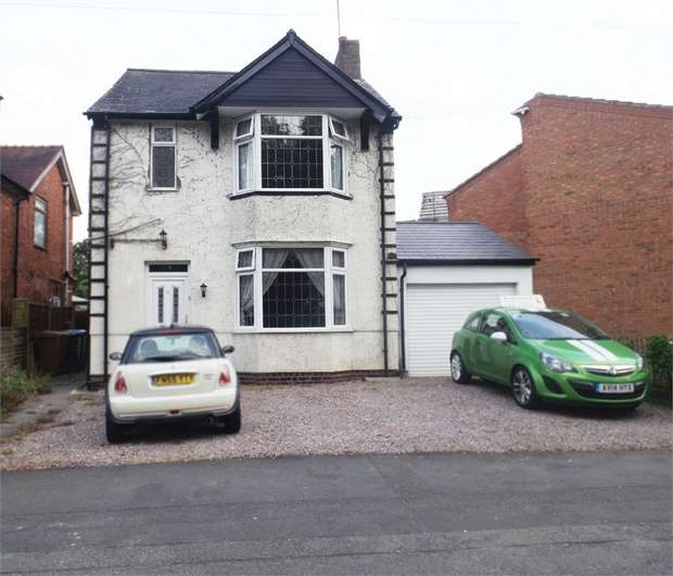 4 Bedrooms Detached House for sale in Brandon Road, Hinckley, Leicestershire
