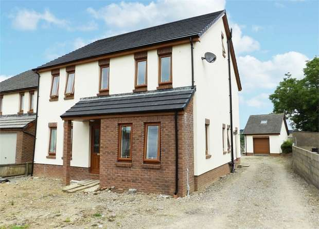 6 Bedrooms Detached House for sale in Heol Llanelli, Pontyates, Llanelli, Carmarthenshire
