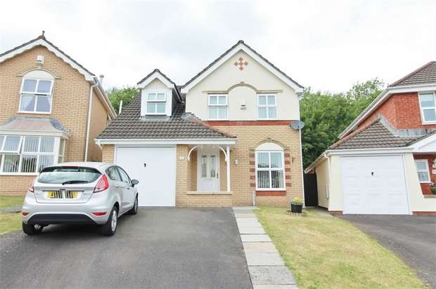 3 Bedrooms Detached House for sale in Allt-Yr-Yn Heights, NEWPORT