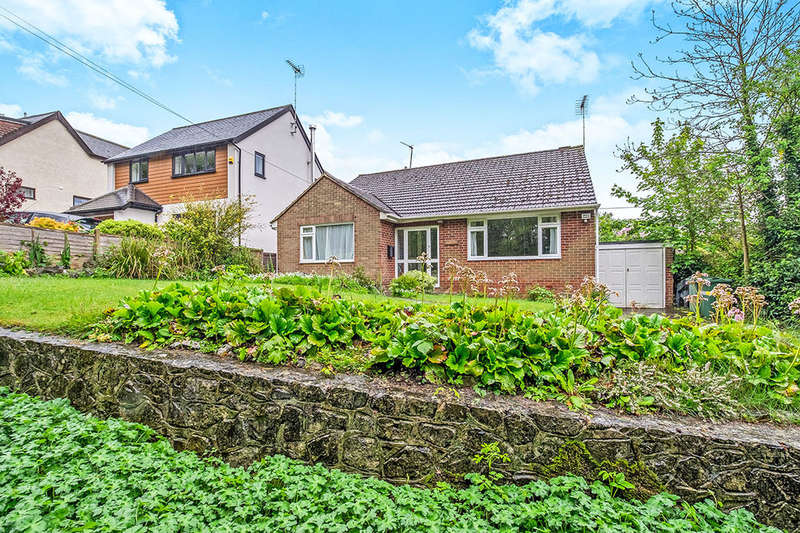 3 Bedrooms Detached Bungalow for sale in Harple Lane, Detling, Maidstone, ME14