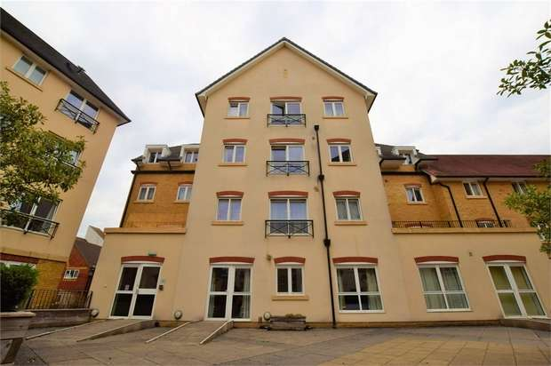2 Bedrooms Flat for sale in Sigma House, Narrow Lane, NORTHAMPTON